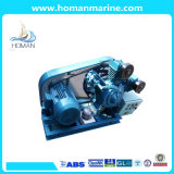Hot Sale Three Cylinders Tipo de correia Intermediate Marine Air Compressor
