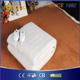 Coperta Heated elettrica del panno morbido lavabile delle lane artificiali con 4 che impostano