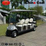 Тележка гольфа 8 пассажиров электрическая