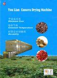 Heiße verkaufenmanioka bricht Ineinander greifen-Riemen-Trockner Machine&#160 ab;