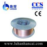 газ СО2 1.2mm защищая провод заварки Er70s-6