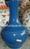 Vaso cerâmico chinês do vaso da porcelana (LW195)