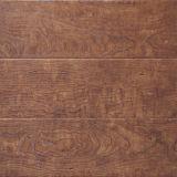 Preiswerter Parkett-Laminat-Großhandelsfußboden, lamellenförmig angeordnete Bodenbelag-Hersteller