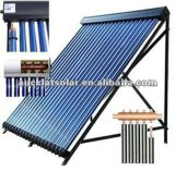Sistema solare del collettore del riscaldatore di acqua del condotto termico (AKH)