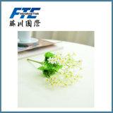 Flores plásticas artificiales de la decoración al por mayor barata de China