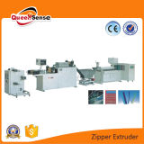 Plastic Zipper expulsando Machinery