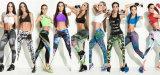 Занимаясь культуризмом оптовая одежда Legging разминки, кальсоны йоги