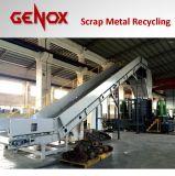 Geautomatiseerde Schroot de Ontvezelmachine van de Ontvezelmachine van het Recycling/Twee Schacht met Certificatie