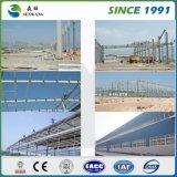Fabrication préfabriquée de construction de structure métallique de Qingdao