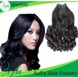 2016年のFumiの毛のインドの毛の人間のRemyの毛のかつら