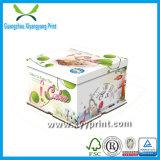 인쇄 도매를 가진 주문 승진 종이 물결 모양 상자