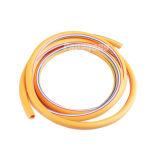 Tre strati/cinque strati del PVC del tubo flessibile ad alta pressione dello spruzzatore