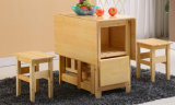 단단한 Wood Folding Table 및 Cheap Price를 가진 Chairs Set