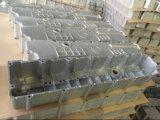 Le coude de tuyauterie en aluminium de coude l'enroulement de branchement de cornière de moulage au sable de moulage mécanique sous pression