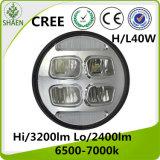 CREE LED hoher Power60W LED Scheinwerfer des Auto-Licht-für JeepWrangler
