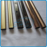 Steel di acciaio inossidabile Welded Pipes (Tubes) con il Titanio-Plated