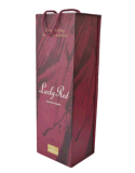 Imballaggio su ordinazione del contenitore di regalo/contenitore regalo di carta del vino