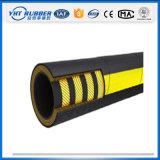 Verstärkter hydraulischer Gummischlauch 4sh en-856 Draht