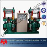Máquina automática da borracha da qualidade superior da imprensa do Vulcanizer da placa