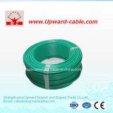 Fio elétrico isolado PVC de cobre da BV