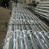 La maggior parte dei accessori dell'impalcatura del sistema di sicurezza Ringlock per la costruzione differente di figura