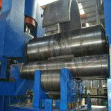 Máquina Rolling del rodillo del cono para la placa