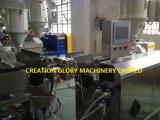 Plastikverdrängung-Maschine für die Herstellung der doppeltes Lumen-Luftröhrenrohrleitung