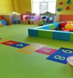 Revêtement de sol en vinyle PVC à faible prix / Revêtement de sol en PVC / Rouleau en plastique en PVC