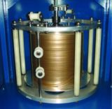 машина запись на ленту 630/800mm однослойная для кабеля и провода