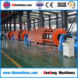 500/630 gute Qualitätssteife Rahmen-Kupfer-Leiter-Draht-Schiffbruch-Hochgeschwindigkeitsmaschine
