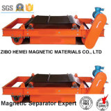 Séparateur magnétique permanent autonettoyant de Rcyd (c) -16 pour la colle, le produit chimique, le matériau de construction, le charbon, la fabrication du papier etc.