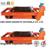 Selbstreinigendes permanentes magnetisches Trennzeichen für Baumaterial, Papierherstellung