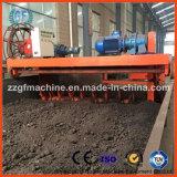 Máquina de Turner del fertilizante del residuo del azúcar