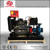 bomba de água 6-12inch Diesel para o sistema de irrigação do sistema de extinção de incêndios no africano