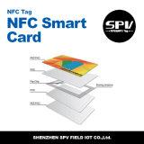 Programmierbare Icode Slix ISO15693 13.56MHz RFID Karte