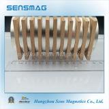 Совершенный мощный постоянный магнит кольца N48 NdFeB неодимия для генератора