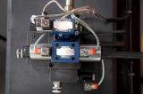 Máquina de dobra hidráulica da placa para a placa de metal