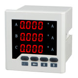 RS485 Communication ProgrammableのLED Display Three Phase Current Meter