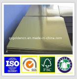 Papel laminado de papel de aluminio para el conjunto