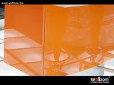 Welbom 2017는 늦게 현대 높은 광택 래커 부엌 찬장을 디자인한다