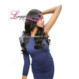 Do Virgin brasileiro real de Remy da qualidade superior cabelo louro da onda do corpo