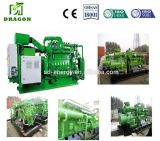 10kw-1000kw最もよいサービスBiogasの発電機セット