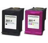 Cartucho de tinta colorida HP compatível remanufatado de alta qualidade