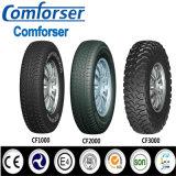 Neumático del coche de la alta calidad para el camino del fango y de la nieve