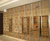 La partition chaude d'acier inoxydable de bronze de vente examine des diviseurs de pièce