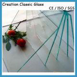 стекло прокатанного стекла 6.38mm прокатанное Tempered