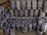 Pièces de bâti de fonte grise