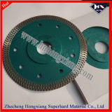 250mm Continuous Reim Turbo Diamond Cutting Blade для Stone