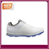 卸し売り新しい方法通気性のゴルフ靴