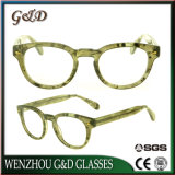 Het recentste Frame Sr6022 van de Glazen van het Oogglas van Eyewear van de Acetaat van de Manier In het groot Optische